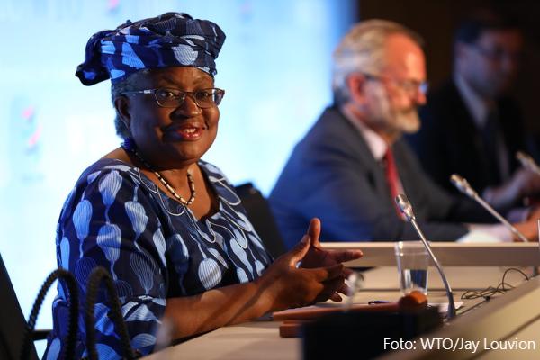 Ngozi Okonjo-Iweala // Foto: WTO/Jay Louvion