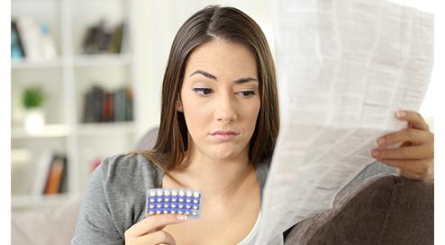 Orale Kontrazeptiva: Mikronährstoffe ergänzen