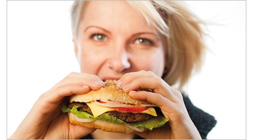 Schlechte Ernährung schadet dem darmassoziierten Immunsystem