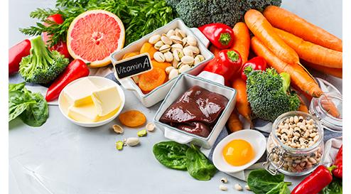 Immunsystem: Vitamin A – das antiinfektiöse Vitamin