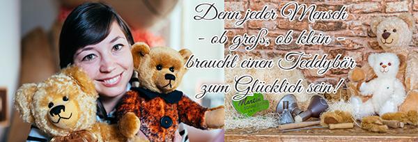 Jeder braucht einen Teddy zum Glücklich sein