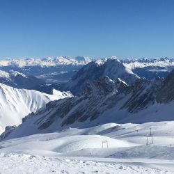 Wintersport Zugspitze