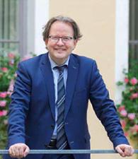 Oberbürgermeister Armin Neudert