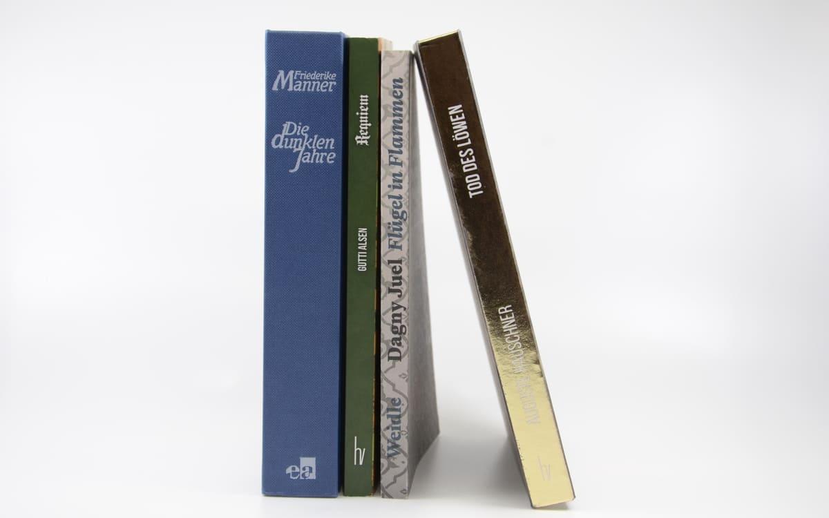 Vier Werke vergessener Schriftstellerinnen