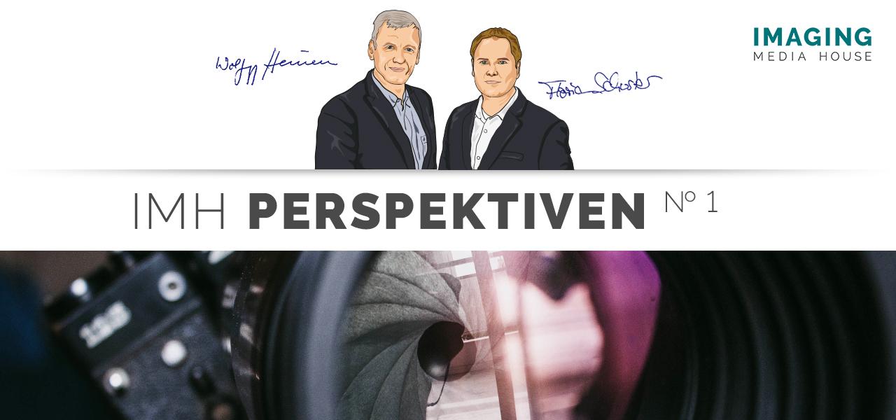 IMH Perspektiven mit Wolfgang Heinen und Florian Schuster