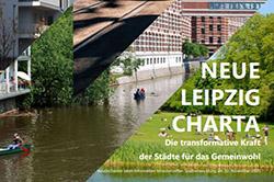 Titelblatt Neue Leipzig-Charta
