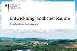 Titelblatt Entwicklung ländlicher Räume