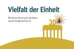 """Titelblatt """"Vielfalt der Einheit"""""""
