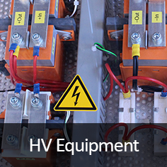 High Voltage Equipment by Softing