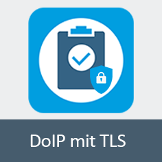 DoIP mit TLS