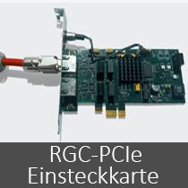 RGC-PCIe Einsteckkarte