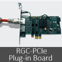 RGC-PCIe plug-in board