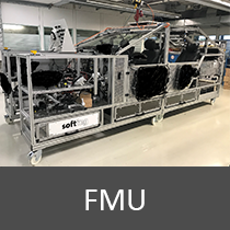 Functional Mock-Up Units (FMU) by Softing