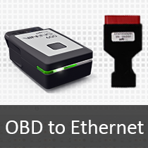 OBD to Ethernet: Kabelgebundene und WLAN Lösungen by Softing
