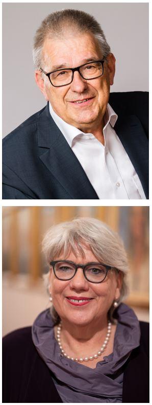 Dr. Thomas Gambke und Gabriele C. Klug
