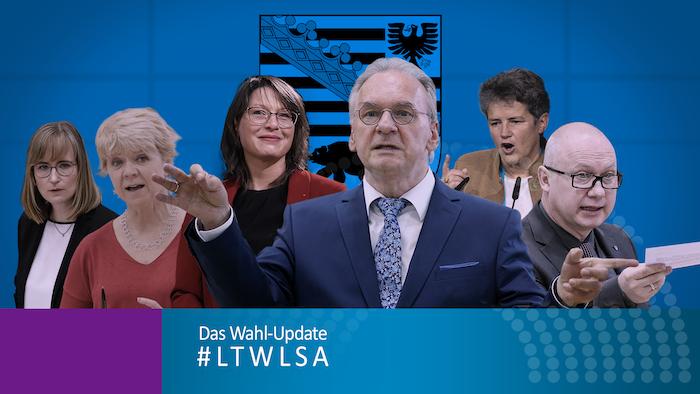 #LTWLSA: Der Wahl-Newsletter