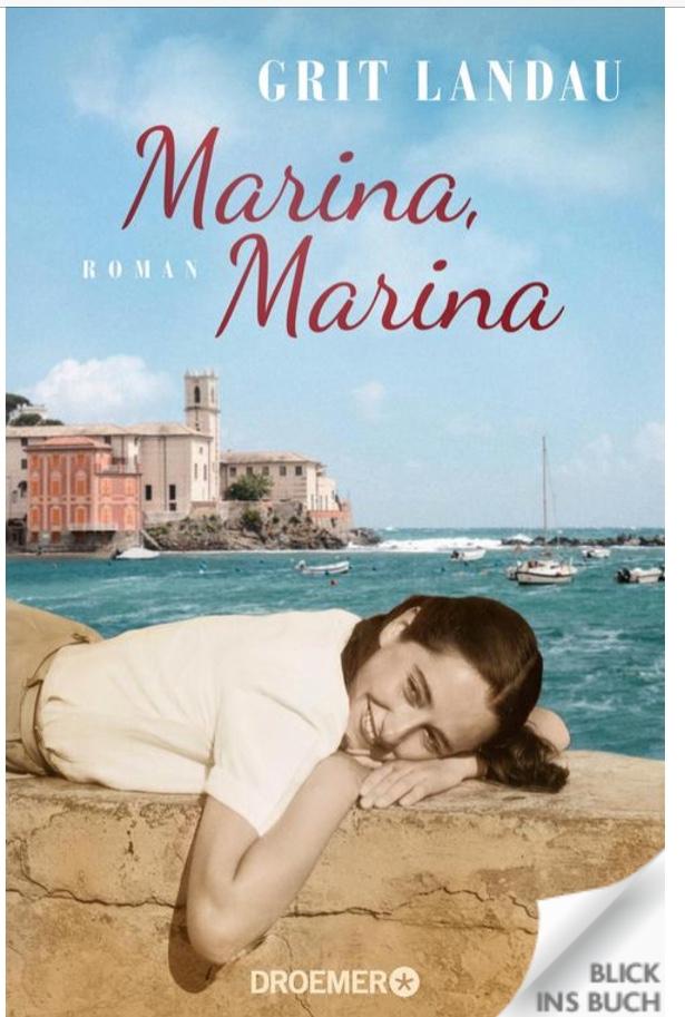 """Leseprobe """"Marina, Marina"""""""