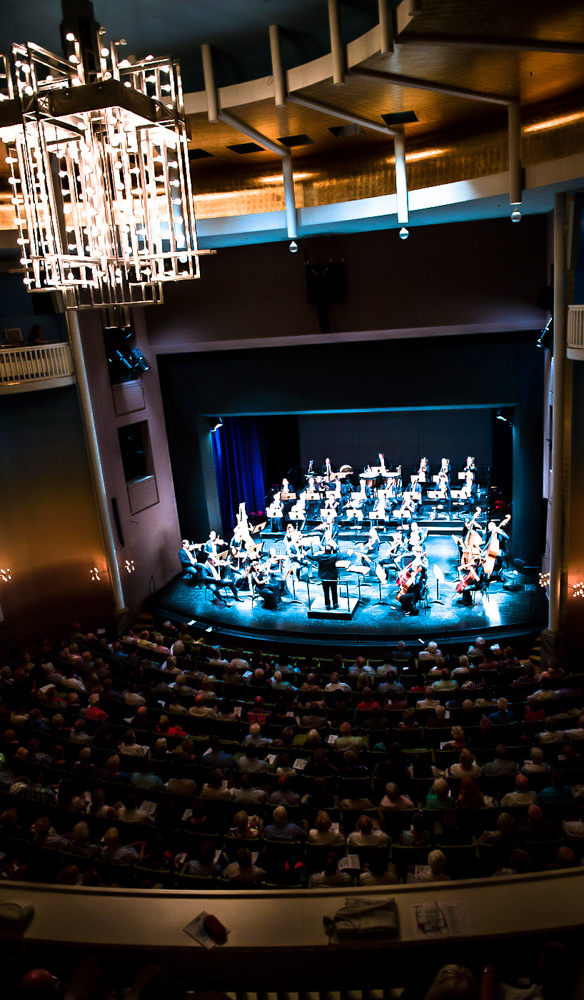 Konzert der Bad Reichenhaller Philharmoniker im Theater Bad Reichenhall