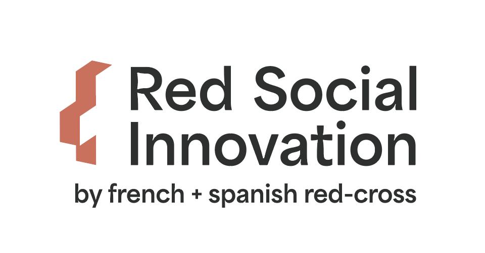 Das Logo von Red Social Innovation mit dem Namen.