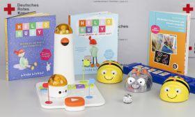 Kleine Roboter und andere medienpädagogische Spielzeuge für den Kindergarten