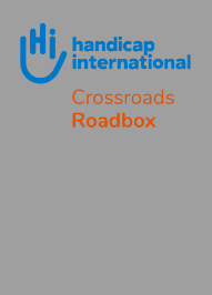 Screenshot Roadbox Handicap International
