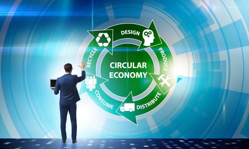 Zirkuläre Wertschöpfung – ZENIT-Projekte und -Beratung stoßen innovative Entwicklungen an