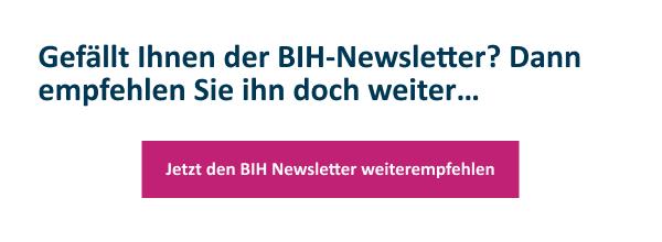 Newsletter empfehlen