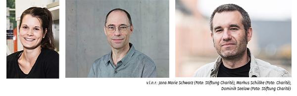 Porträts Schwarz, Schülke, Seelow