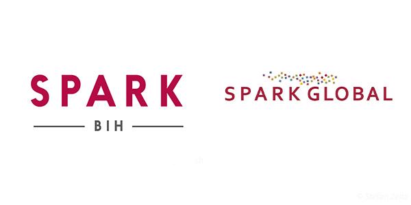 Logos SPARK-BIH und SPARK global