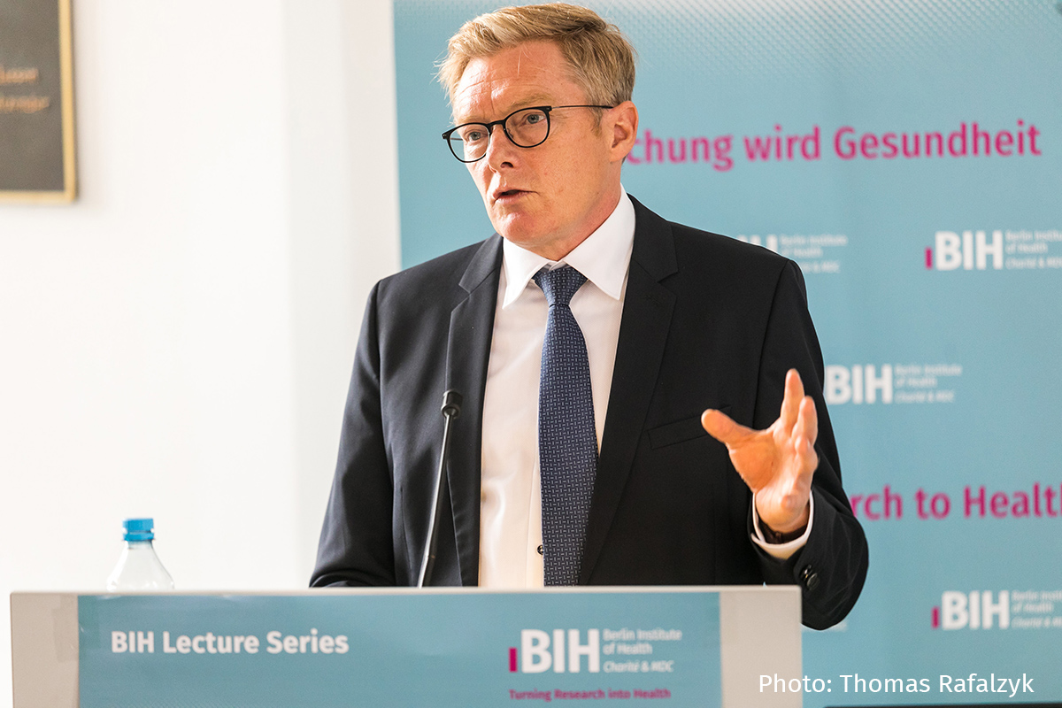 Berlin Institute of Health Newsletter