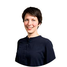 Porträt Anette Ströh