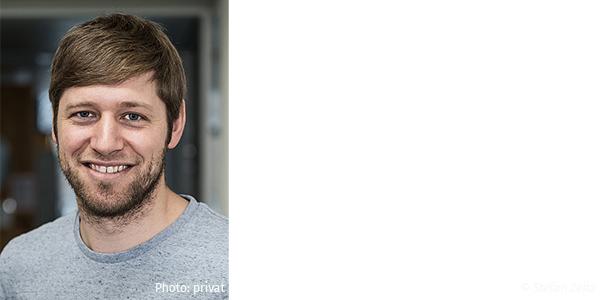 Portrait Simon Gräber