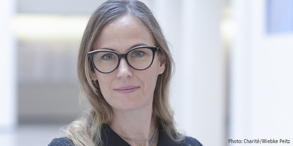 Porträt Prof. Claudia Langenberg
