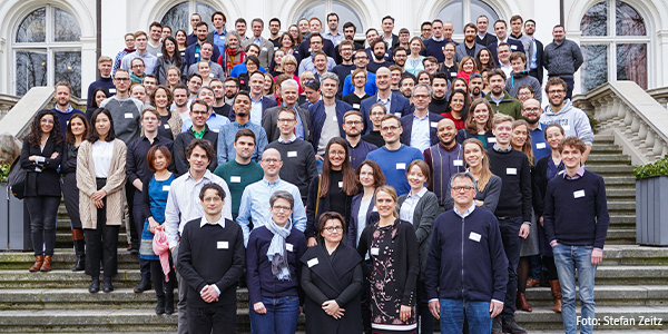 Gruppenbild BIH Academy Retreat 2019