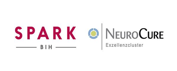 Logos SPARK-BIH und Neurocure