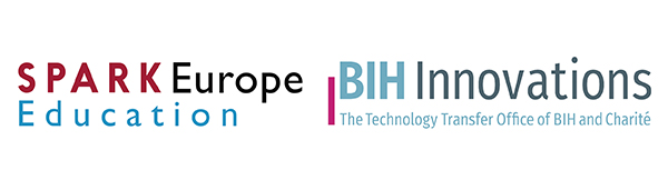 Logo BIH SPARK Education an BIH Innovations