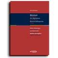 Dirk Siepmann - Wörterbuch der allgemeinen Wissenschaftssprache