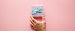 Geschenke verboten