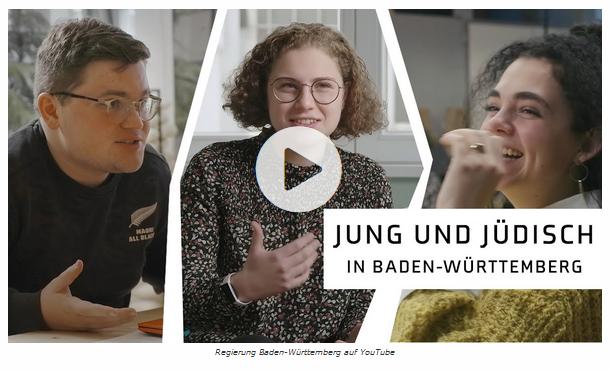 Jung und jüdisch in Baden-Württemberg