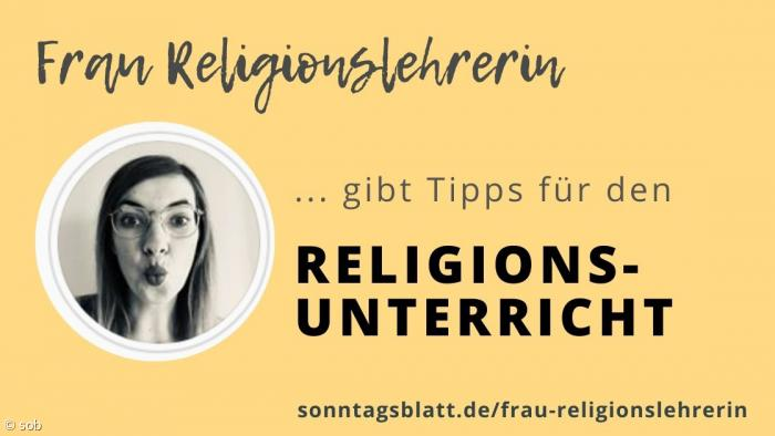 Blog Frau Religionslehrerin