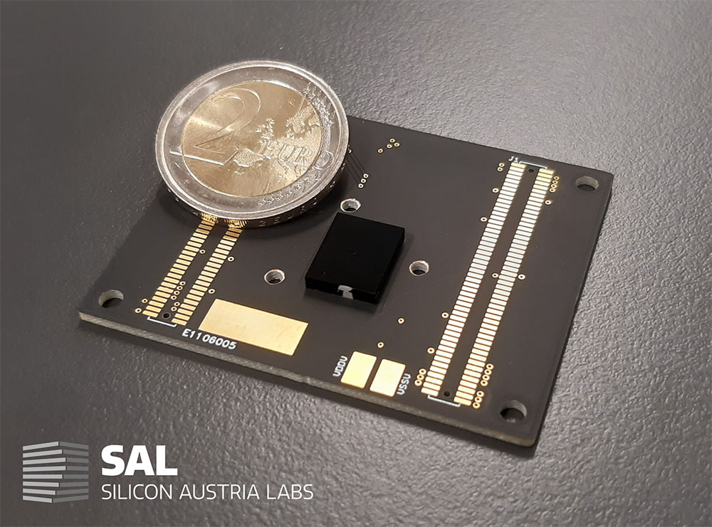 Smallest particle sensor
