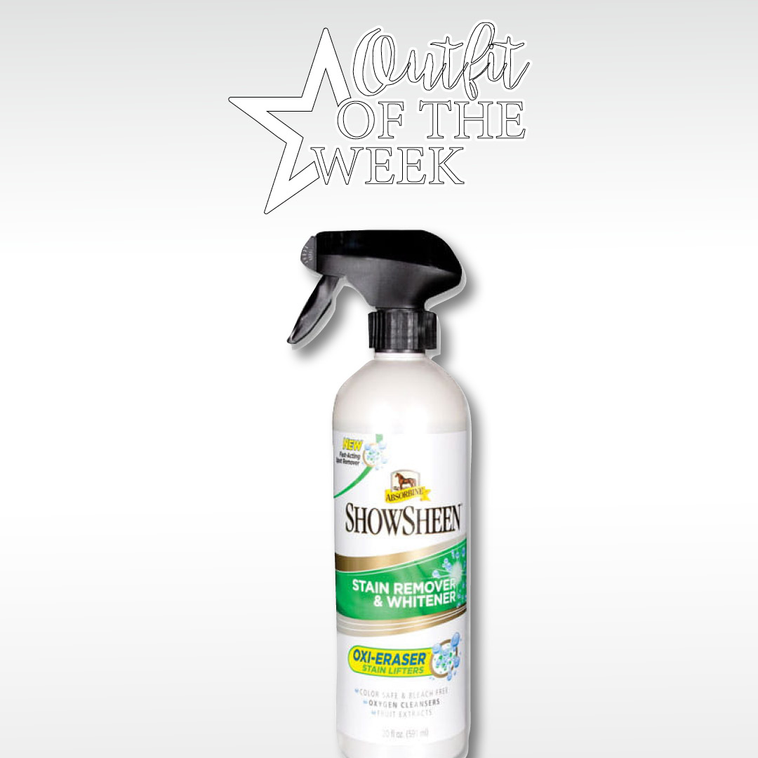 Absorbine ShowSheen® Stain Remover & Whitener