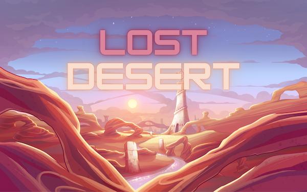 Lost Desert IMT