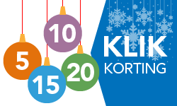 Klik korting vouchers E-learning