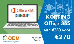 Office 365 Voordeelpakket