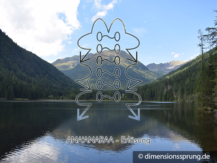 Kristallkarte ANA'ANARA Dimensionssprung