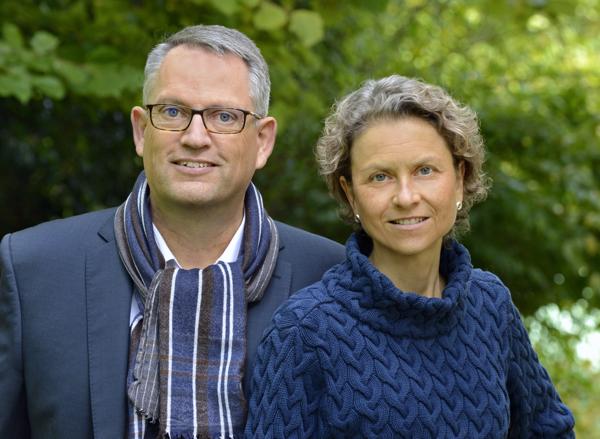 Patric und Monika Glass Gründer der glass management beratung