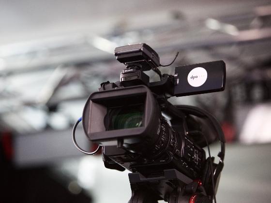 dpa-Videoproduktion
