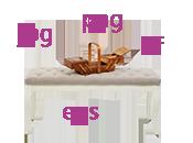 Hocker, auf dem ein Nähkästchen steht und runderherum sind Begriffe: jpg, tif, png, eps