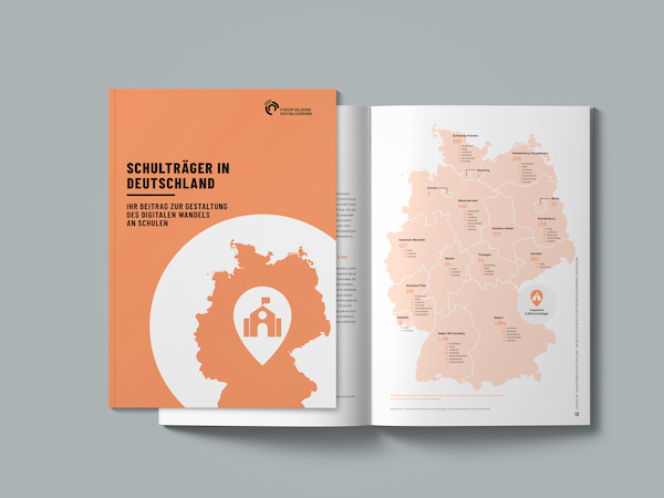 Schulträger in Deutschland – Ihr Beitrag zur Gestaltung des digitalen Wandels an Schulen